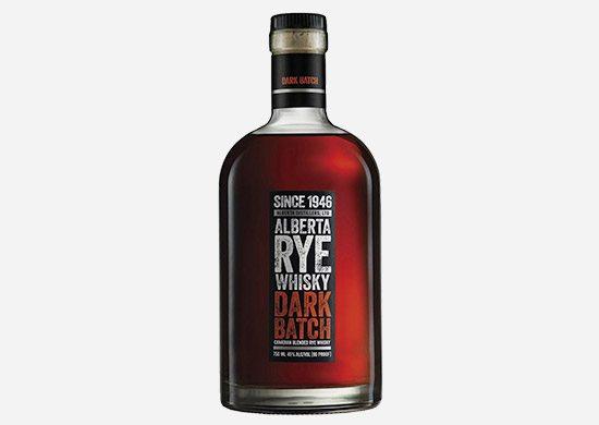 Alberta Rye Dark Batch Whisky
