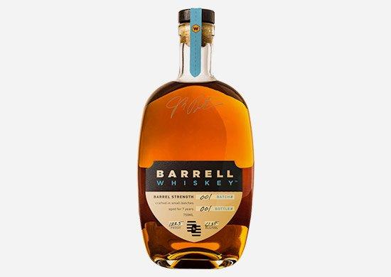 Barrell Whiskey Batch No. 1