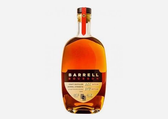 Barrell Straight Bourbon Whiskey Batch #001
