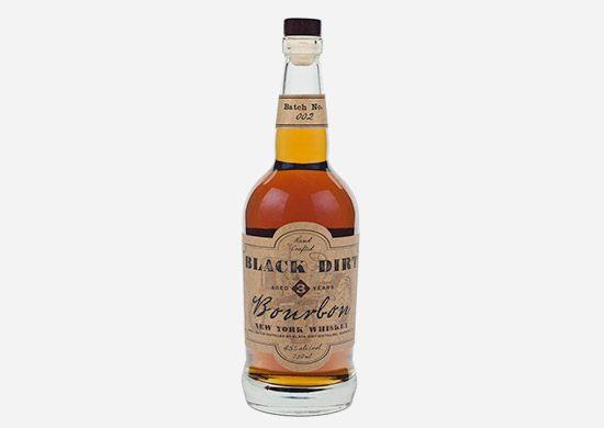 Black Dirt New York Bourbon Whiskey