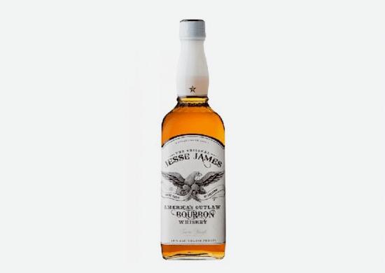 Jesse James Premium Kentucky Straight Bourbon Whiskey
