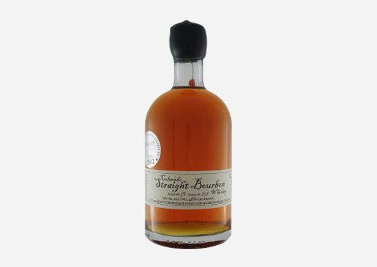 Peach Street Colorado Straight Bourbon