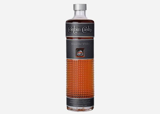 Corbin Cash Merced Rye Whiskey