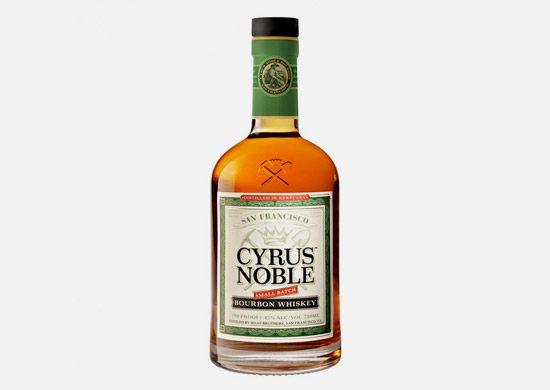 Cryus Noble Batch Bourbon Whiskey