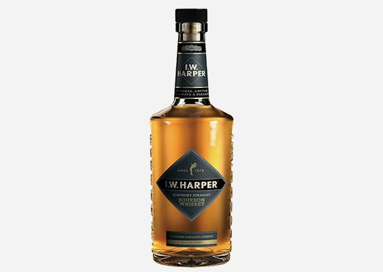 I.W. Harper Straight Bourbon Whiskey