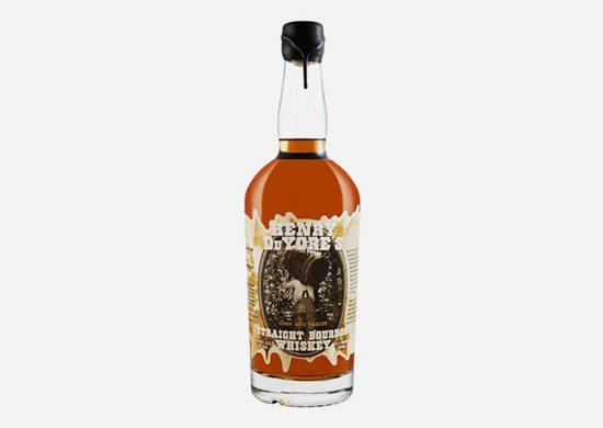 Henry DuYore's Straight Bourbon Whiskey