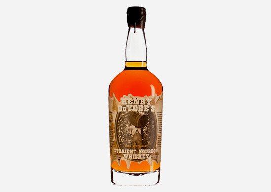 Henry DuYore Straight Bourbon Whiskey