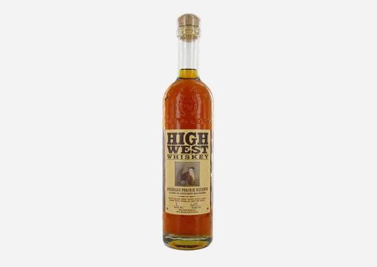 High West American Praire Reserve Bourbon