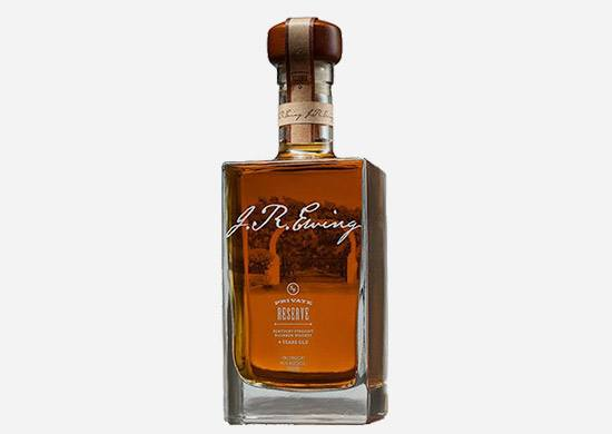J. R. Ewing Private Reserve Kentucky Straight Bourbon Whiskey