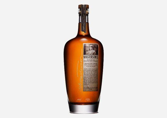 Masterson's 10 Year Old Straight Rye Whiskey Cask 69