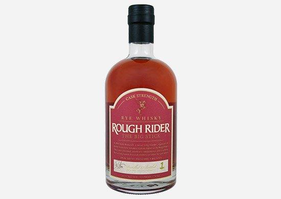 Rough Rider Big Stick Cask Strength Whisky