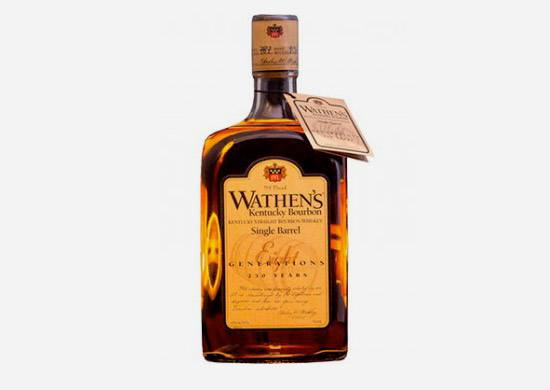 Wathen's Single Barrel Kentucky Straight Bourbon Whiskey