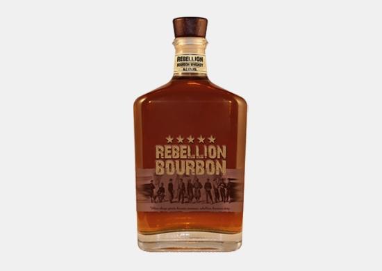 Rebellion Bourbon Whiskey