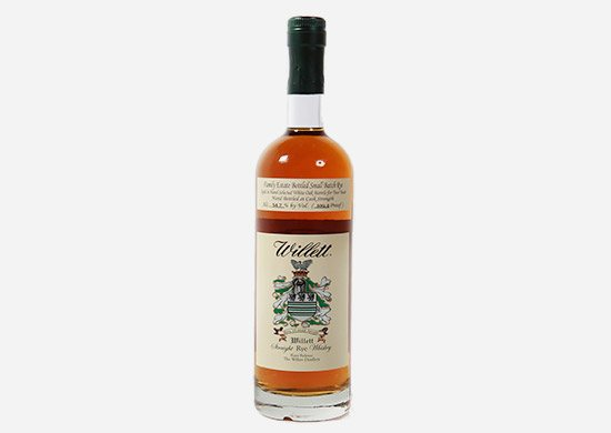 Willet Family Estate Small Batch Rye